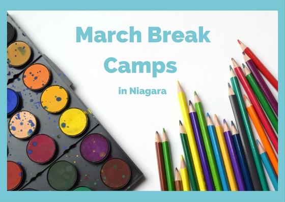 march break camps in niagara