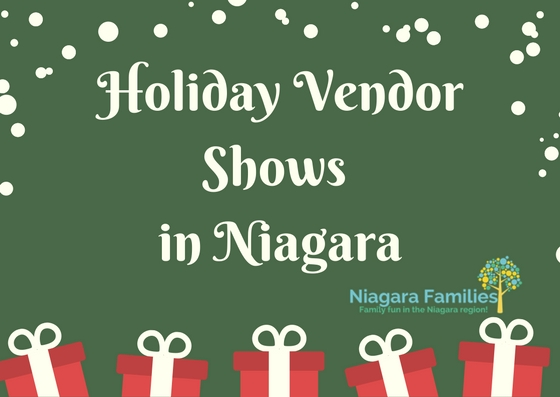 holiday vendor shows in niagara