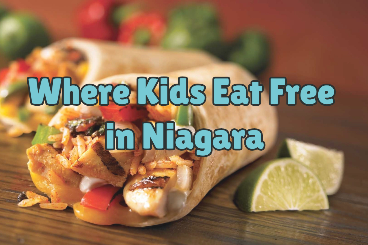 kids eat free in niagara