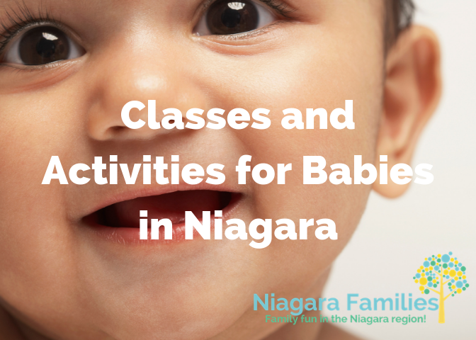classes and activities for babies