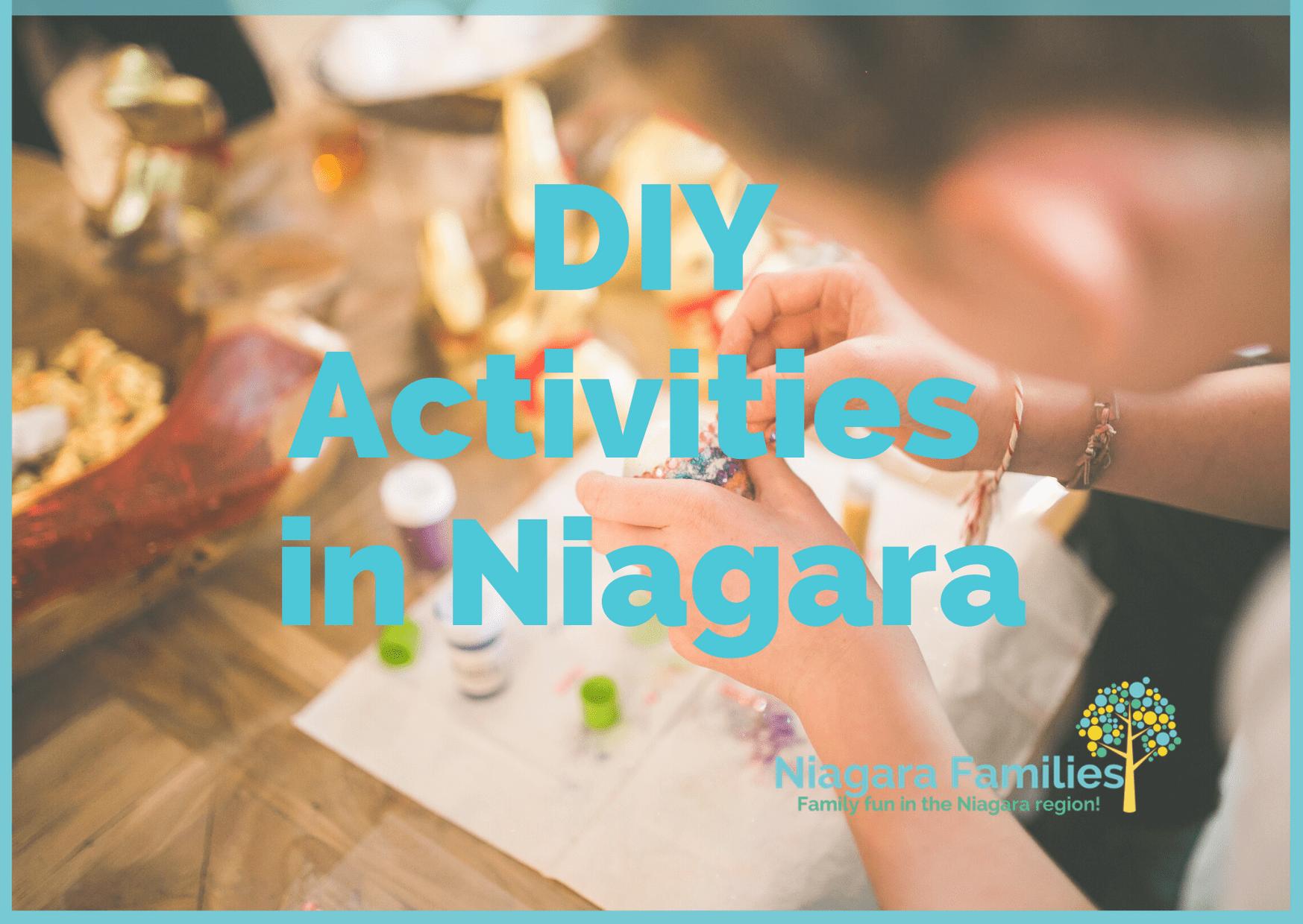 diy activities in niagara